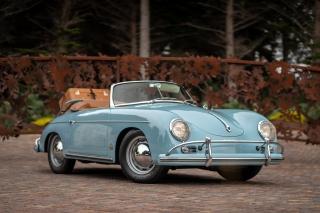 1959 Porsche 356 Convertible D