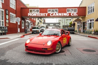 1995 Porsche 911 / 993 Carrera RS Clubsport