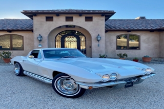 1967 Corvette L79 Coupe