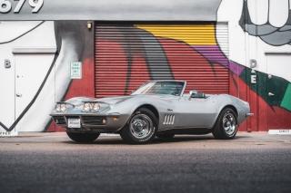 1969 Chevrolet Corvette Roadster