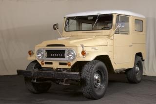1964 Toyota FJ40 Land Cruiser