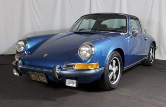 1969 Porsche 911 S Targa
