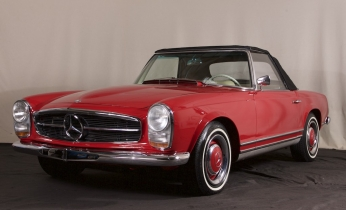 1967 Mercedes 230 SL