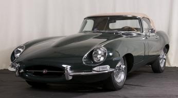 1968 Jaguar XKE S1.5 Roadster