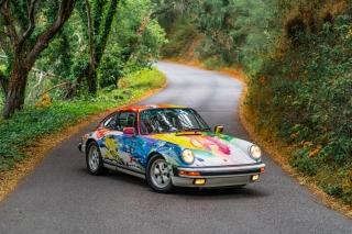 1989 Porsche Art Car #2
