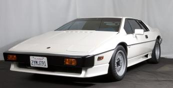 1987 Lotus Esprit hci