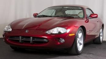 1998 Jaguar XK8 Conv.