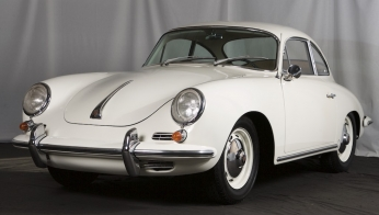 1962 Porsche 356 B/1600 S