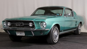 1967 Ford Mustang Fastback HCS