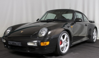 1996 Porsche 993 Turbo Euro Spec