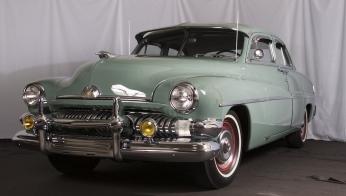 1951 Mercury Sport Sedan