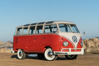 1959 Volkswagen  Deluxe 23-Window Bus