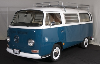 1968 VW Bus/Campmobile