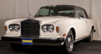 1980 Rolls Royce Corniche