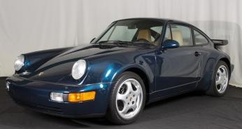 1992 Porsche 911 Turbo 3.3