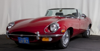1970 Jaguar XKE SII Roadster