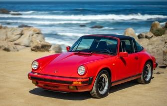 1985 Porsche 911 Carrera 3.2