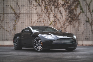 2017 Aston Martin DB11 Coupe 'Launch Edition'