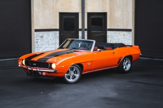 1969 Chevrolet Camaro RS Convertible