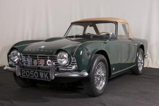 1962 Triumph TR 4