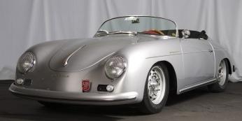 1956 Porsche Speedster Intermeccanica
