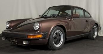 1981 Porsche 911 SC Coupe