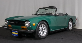 1972 Triumph TR6