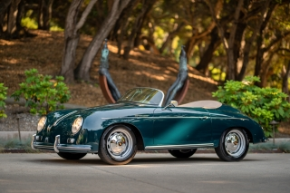 Vintage Speedsters Porsche 356 Replica Electric Conversion