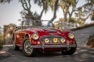 1966 Austin Healey 3000 Mark III BJ8