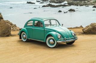 1962 Volkswagen Beetle Sunroof Sedan