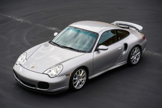 2001 Porsche 911 Turbo Coupe 6-Speed