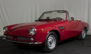 1966 ASA 1000 GT Roadster