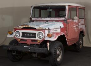 1969 Toyota FJ 40 Land Cruiser