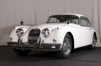 1959 Jaguar XK 150S FHC