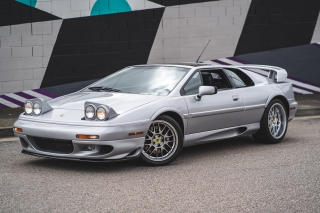 2002 Lotus Esprit V8 25th Anniversary Edition  # 1