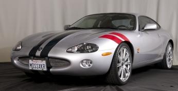 2004 Jaguar XKR Stirling Moss Signature Ed.