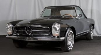 1966 Mercedes Benz 230 SL