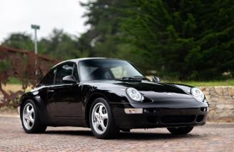 1996 Porsche 993 Carrera Targa