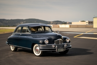 1948 Packard Deluxe Eight