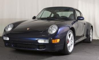 1996 Porsche Carrera 4S