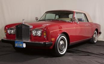1984 Rolls Royce Corniche