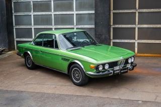 Euro 1975 BMW 3.0CS 5-Speed
