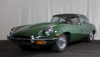 1969 Jaguar XKE SII