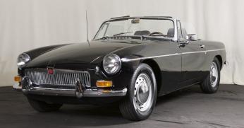 1966 MGB Convertible