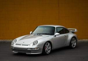 1995 Porsche 911 RUF BTR2 Coupe