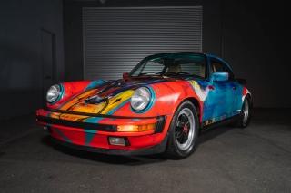 1989 Porsche 911 Carrera 3.2