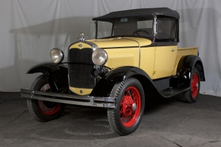 1931 Ford Model A Roadster Pickup