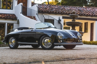 Porsche 356A Speedster Replica by Vintage Speedsters