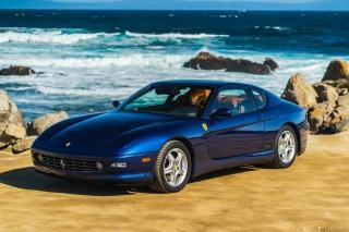 2002 Ferrari 456 GTA
