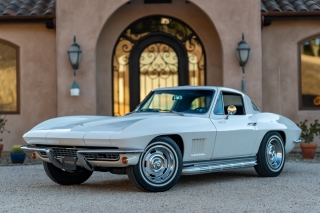 1967 Corvette Stingray L79 Coupe